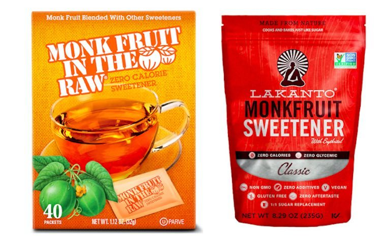 is monk fruit sweetener healthy ninja fruit