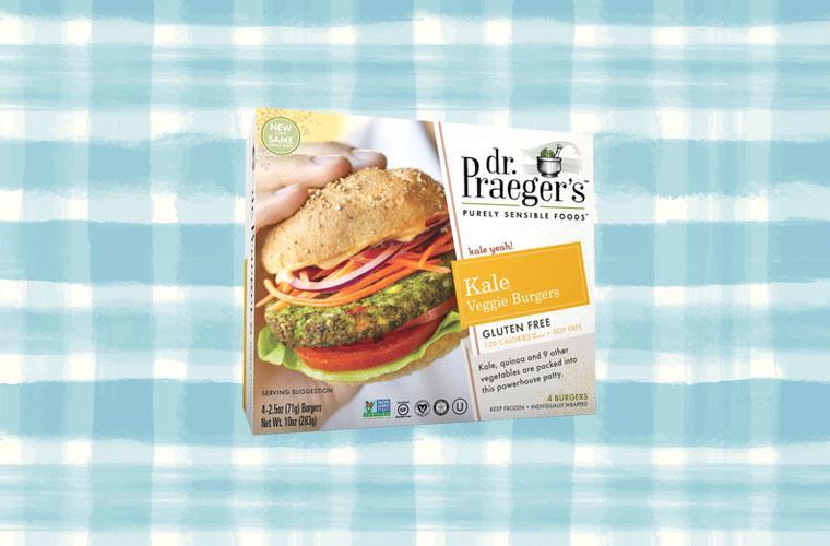 The top five best veggie burger brands | Well+Good of Best healthiest frozen veggie burgers