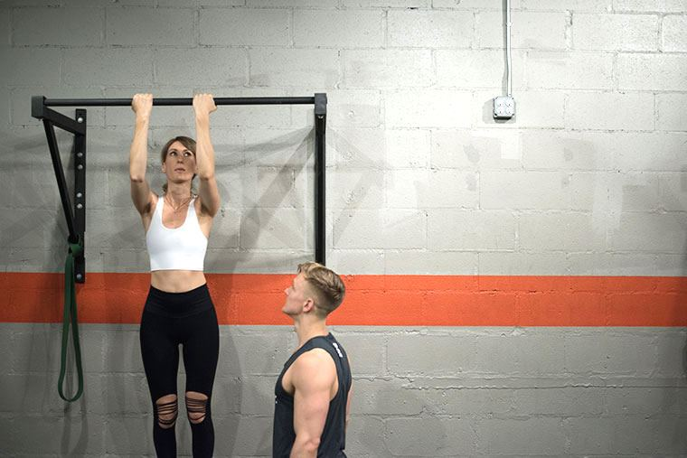 Thumbnail for I spent three months training for a pull-up—here's what happened