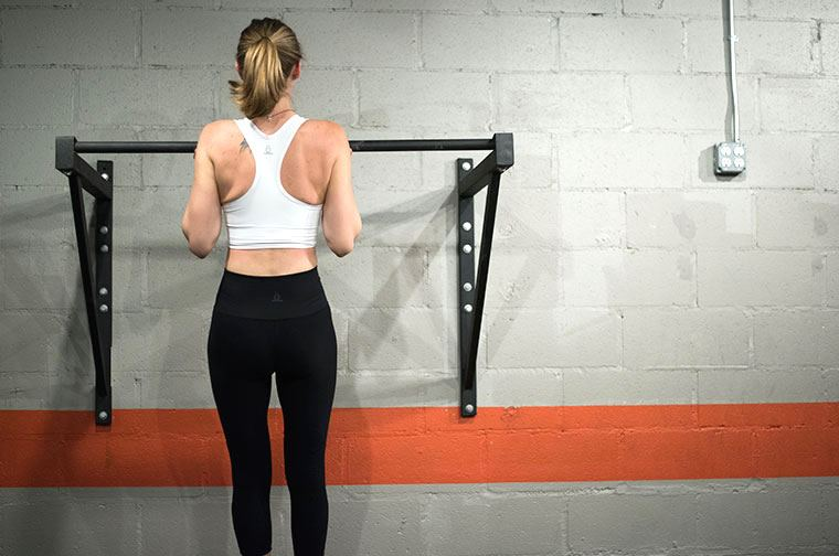 pull-up training
