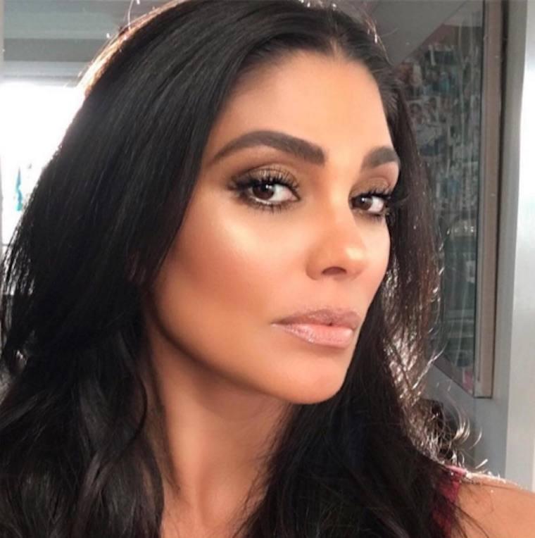 Thumbnail for Rachel Roy spills her beauty secrets—including, yes, hair care