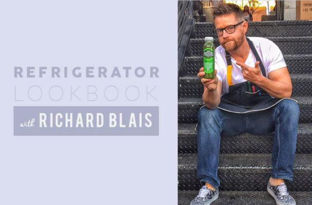What every smart at-home cook should stock up on, according to top chef Richard Blais