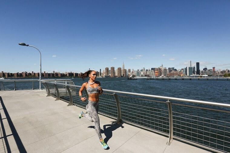 running tips Robin Arzon