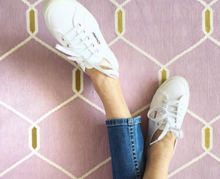 Thumbnail for Why these $30 blogger-approved sneakers at Target are such a big deal