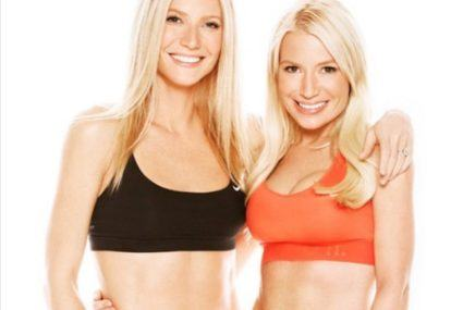 Gwyneth Paltrow and Tracy Anderson are getting in the movie business (kind of)