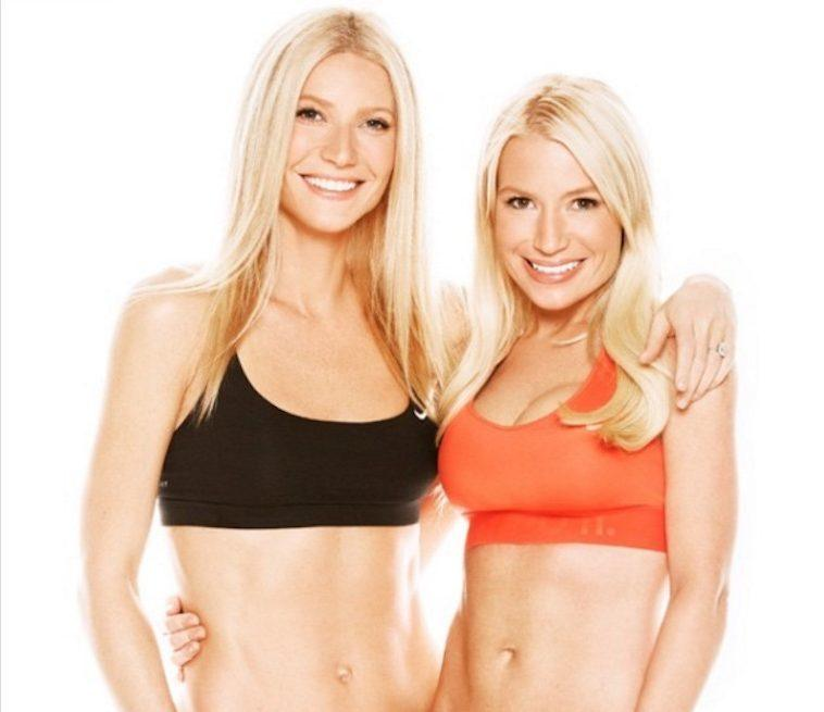 Thumbnail for Gwyneth Paltrow and Tracy Anderson are getting in the movie business (kind of)