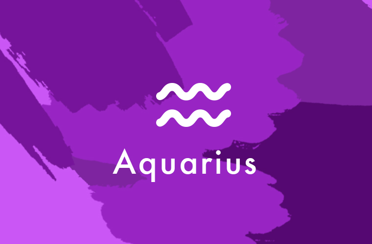 Happiness tips for Aquarius