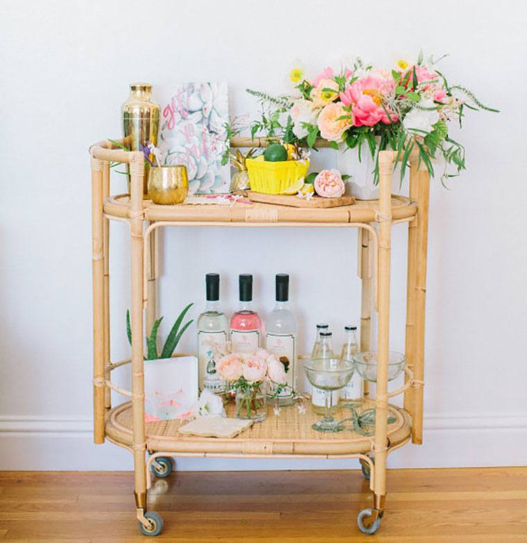 Thumbnail for Clean up your bar cart with these better-for-you bottled cocktails and mixers