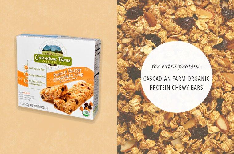 Cascadian Farms granola