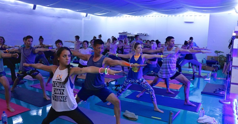 Thumbnail for Why yoga studios are the new epicenter of LA's sweaty social scene