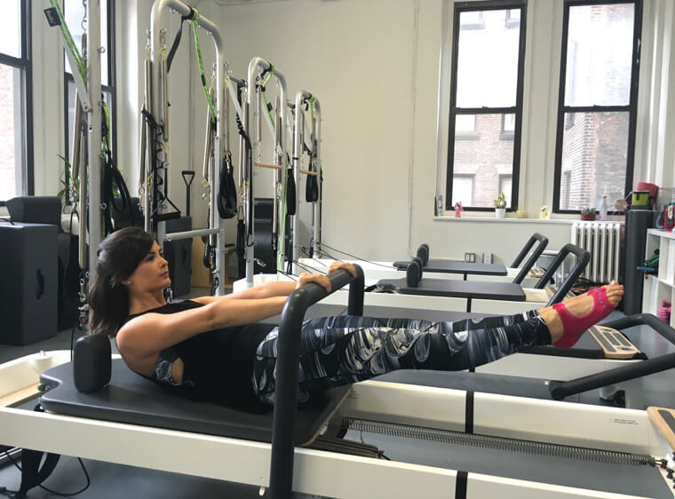 """Thumbnail for 5 surprising exercises that will make you think, """"That's Pilates?"""""""