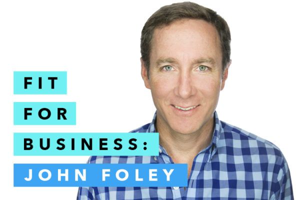 How Peloton's John Foley Cycled Past Rejection to Build a Tech-Savvy, Game-Changing Company