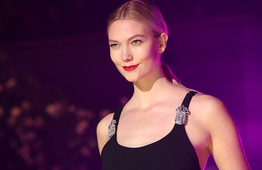 Thumbnail for The Karlie Kloss guide to staying fit and happy—in 7 steps