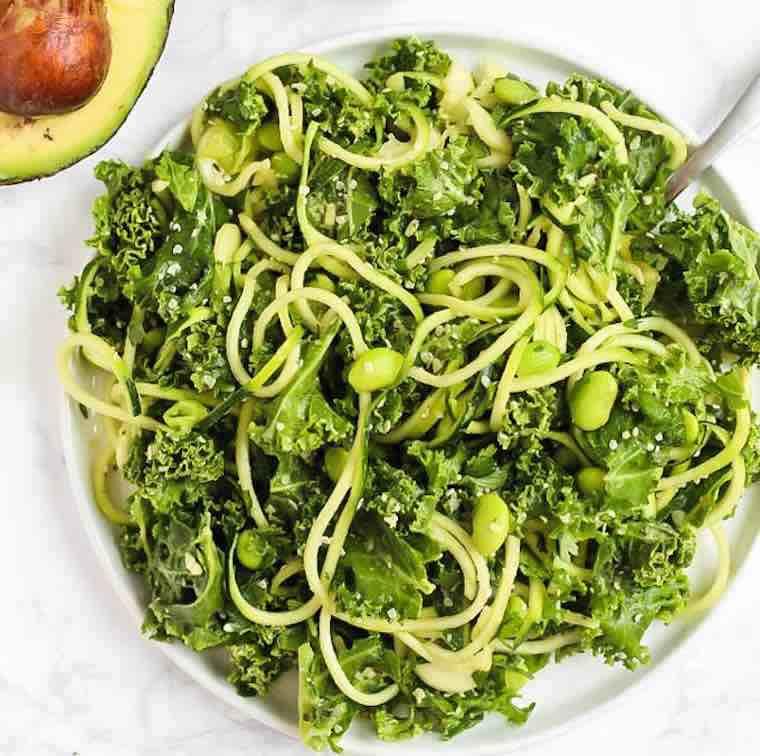 recipes, salad, avocado, vegan, paleo