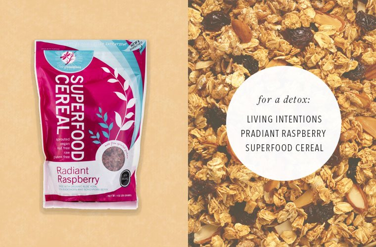 living intentions granola