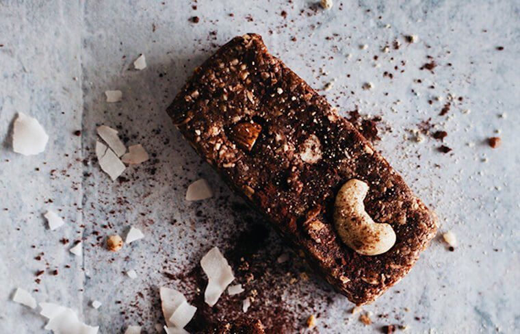maca energy bar recipe