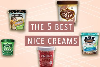 The 5 healthiest (and tastiest) vegan ice cream brands
