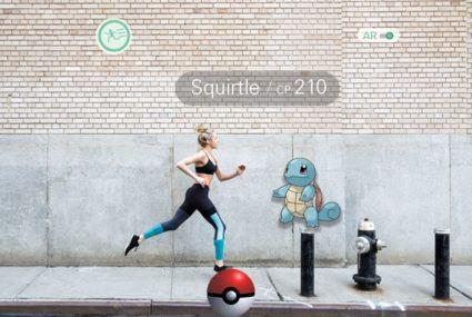 I tried it: Pokemon Go replaced my cardio