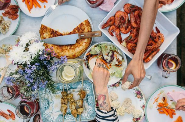 How to have a stress-free, super-memorable dinner party