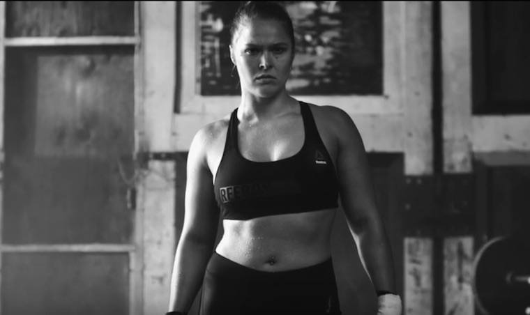 Thumbnail for 5 reasons Ronda Rousey thinks you should stop trying to be perfect