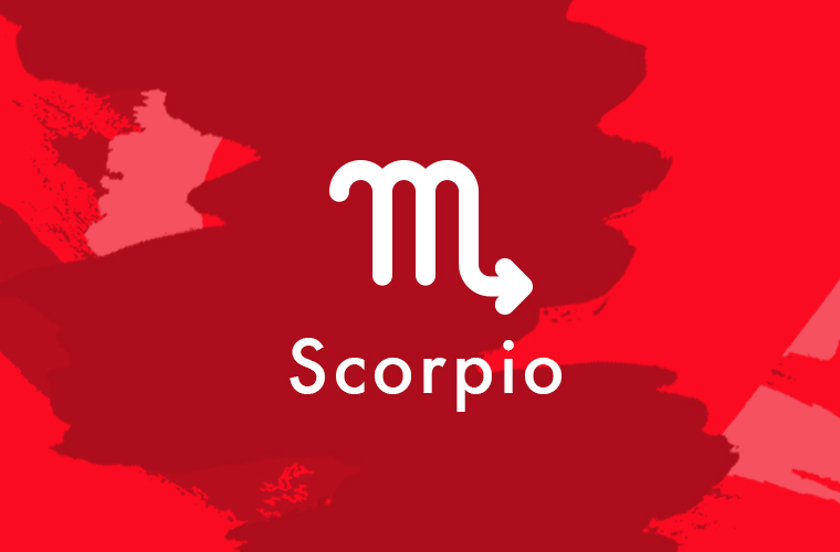 Happiness tips for Scorpio