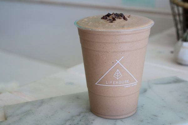 Is this the world's healthiest blended coffee drink?