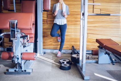 Why the gym is key to the fitness economy