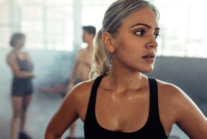 How to push yourself through a really hard workout