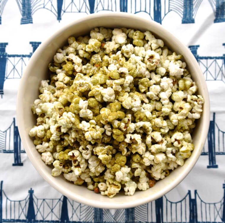 superfood popcorn recipe