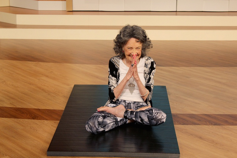 Thumbnail for 3 Simple Happiness Tips From a 99-Year-Old Yoga Teacher