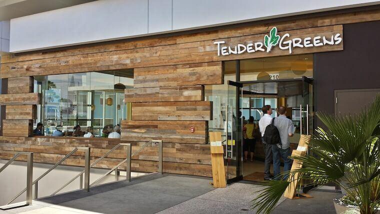 Tender Greens_Marina exterior