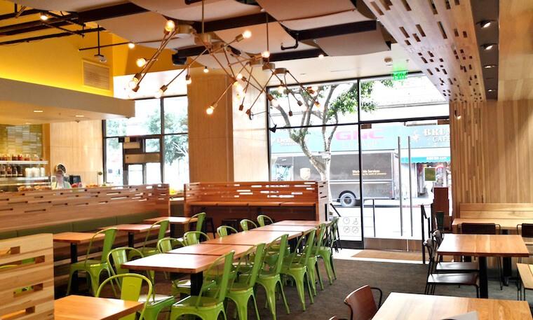 Tender Greens_dtla_dining room