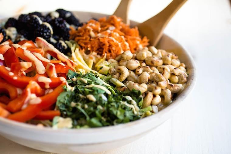 salad, recipes, vegan, paleo