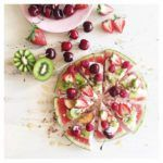 Watermelon pizza is definitely the best thing to happen to summer