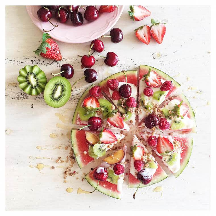 Thumbnail for Watermelon pizza is definitely the best thing to happen to summer