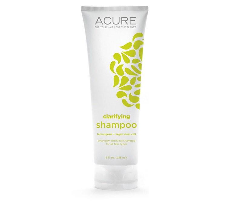 acure lemongrass shampoo