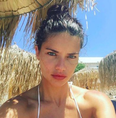 Adriana Lima's genius hack for cutting sugar cravings