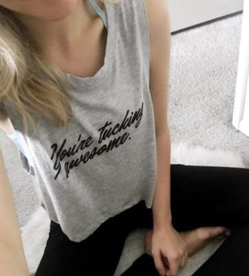 9 cheeky (but still chic) wellness-obsessed tanks that say everything you're thinking