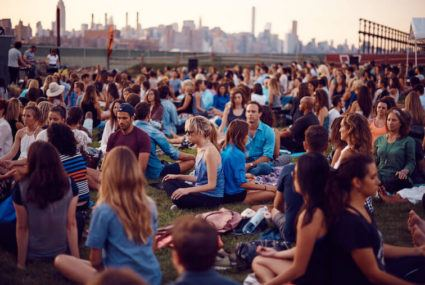 Exclusive: Exciting new details about The Big Quiet's massive Central Park takeover