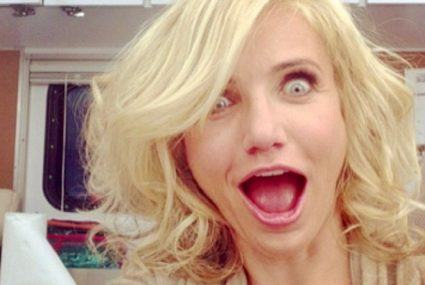 The surprising way Cameron Diaz gets energized every morning