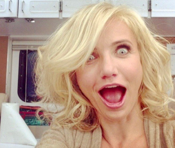 Thumbnail for The surprising way Cameron Diaz gets energized every morning