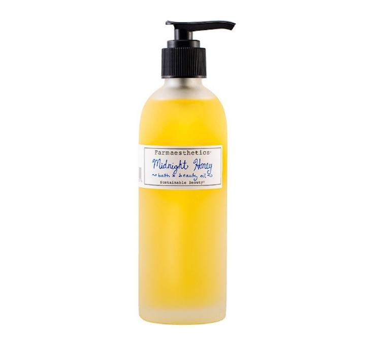 farmaesthetics midnight honey body oil