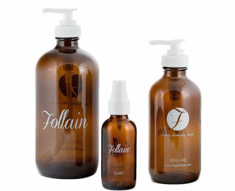 follain soap