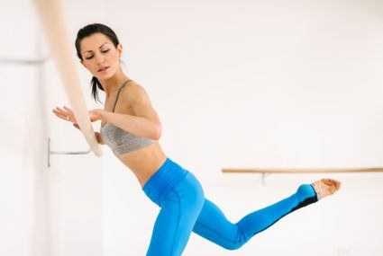 The form adjustments you should be making to take your fitness to ballerina-level heights