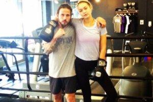 The badass boxing workout Gigi Hadid swears by