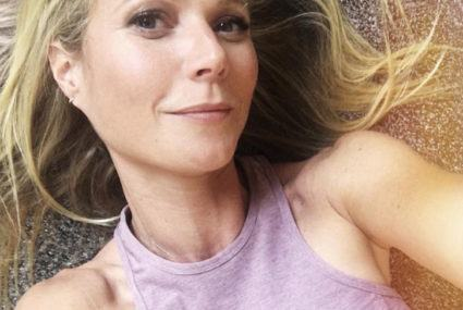 Gwyneth Paltrow's surprisingly simple post-workout beauty routine