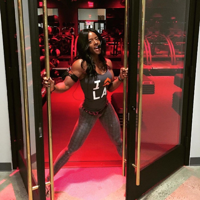 ingrid clay barry's bootcamp