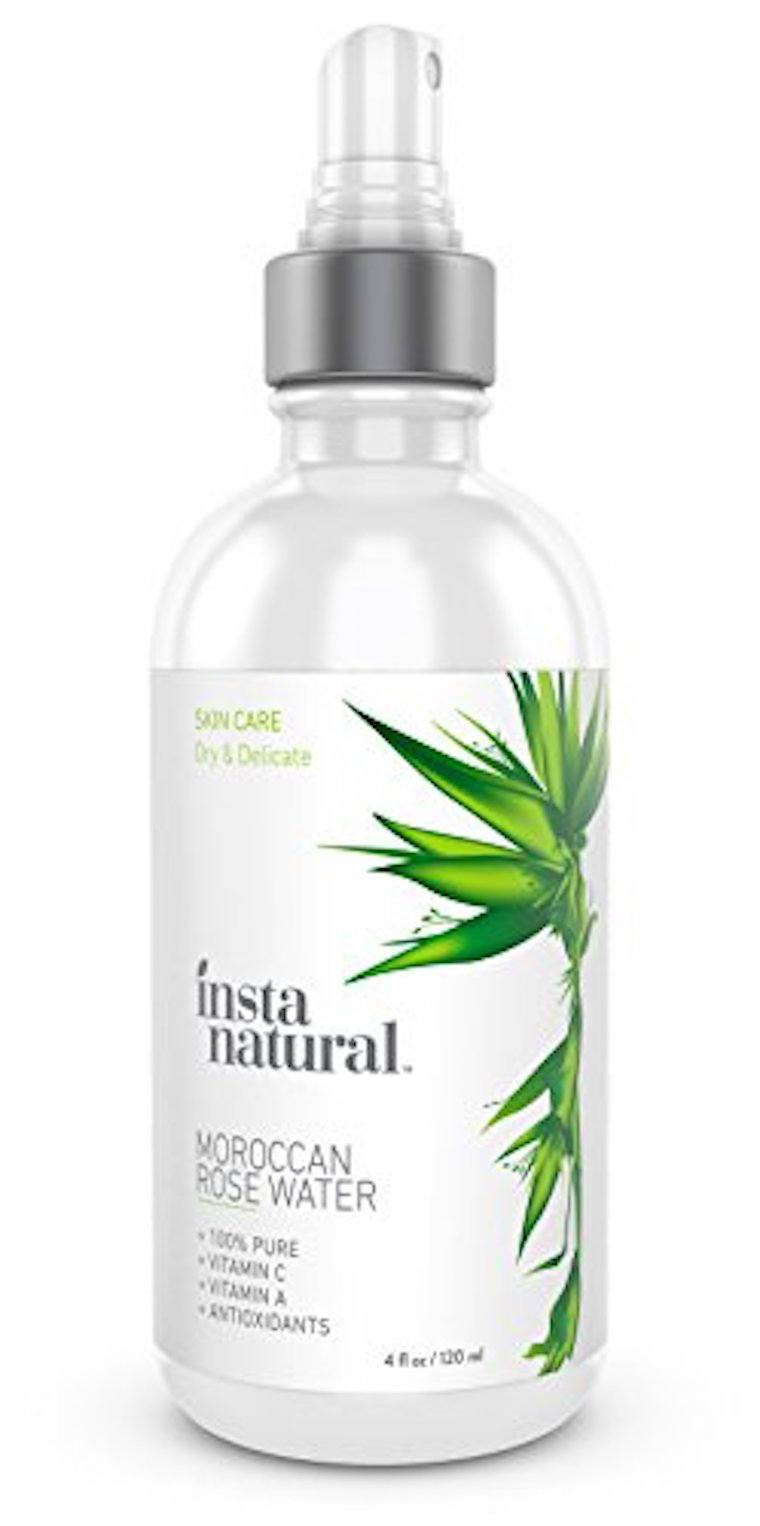 instanatural moroccan rose water spray