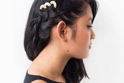 How to use jewelry to make your braids look even cooler