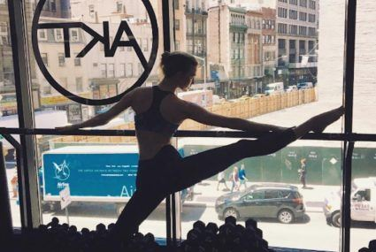 The dance cardio moves that keep Karlie Kloss long and lean